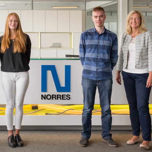 NORRES welcomes new apprentices