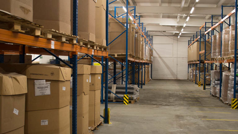 NORRES opens an additional materials warehouse