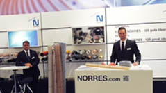 NORRES is looking forward to meeting you at POWTECH in Nuremberg!