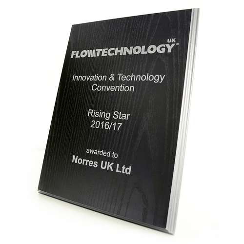 NORRES UK receives Rising Star Supplier Award 2016/2017