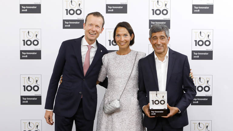 Success at TOP 100: NORRES is one of the innovation leaders in 2018