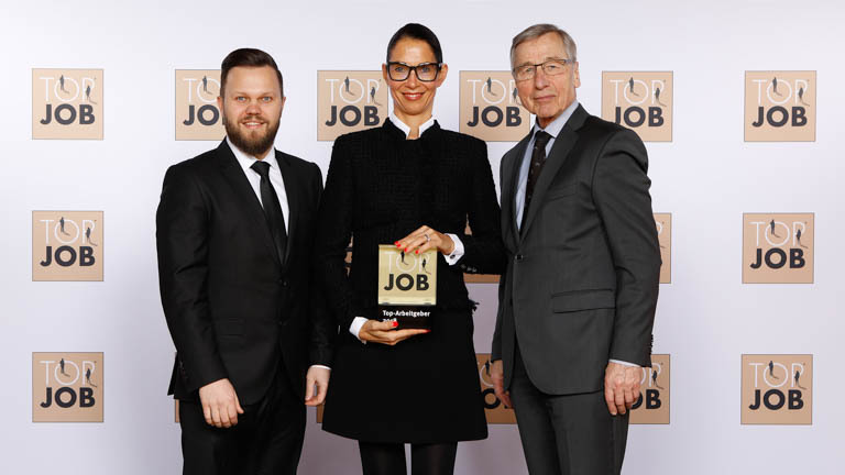 NORRES awarded as TOP Employer